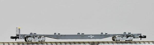 8718 JR貨車 コキ107形(増備型・コンテナなし)[TOMIX]《発売済・在庫品》