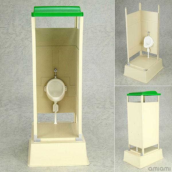 Mabell Original Miniature Model Series 1/12 仮設トイレ TU-R1S 完成品フィギュア[回天堂]【送料無料】《発売済・在庫品》