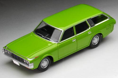 トミカリミテッドヴィンテージ ネオ LV-N163a クラウンバン 73年式(緑)[トミーテック]《発売済・在庫品》