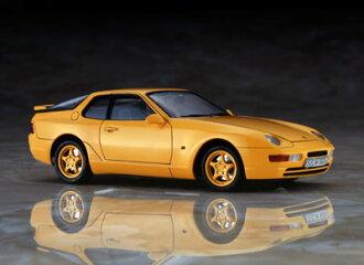 1/24 ポルシェ 968 CS プラモデル(1/24 Porsche 968 CS Plastic Model(Released))