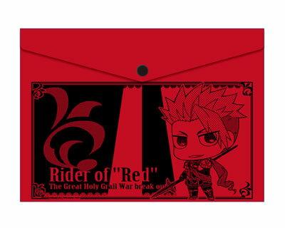 """Fate/Apocrypha フラットケース """"赤""""のライダー[キャビネット]《発売済・在庫品》"""