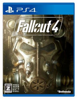 PS4 Fallout 4 新価格版[ベセスダ・ソフトワークス]《取り寄せ※暫定》