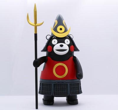くまモンのシリーズ No.2 くまモンのプラモ 鎧兜バージョン プラモデル[フジミ模型]《取り寄せ※暫定》