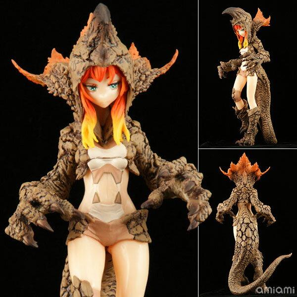 ウルトラ怪獣擬人化計画 怪獣娘アギラ ソフビ製塗装済完成品フィギュア[ACRO]《発売済・在庫品》