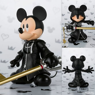 S.H. Figuarts - King Mickey (KINGDOM HEARTS II)(Released)(S.H.フィギュアーツ キング ミッキー(KINGDOM HEARTS II))