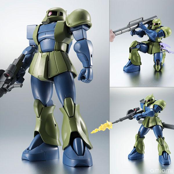 ROBOT魂 〈SIDE MS〉 MS-05 旧ザク ver. A.N.I.M.E. 『機動戦士ガンダム』[バンダイ]《01月予約》