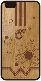 アイドルマスター SideM iPhoneウッドケース W iPhone6 Plus/6s Plus[amie]【送料無料】《発売済・在庫品》