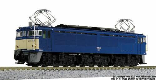 3085-3 EF63 3次形 JR仕様[KATO]《取り寄せ※暫定》