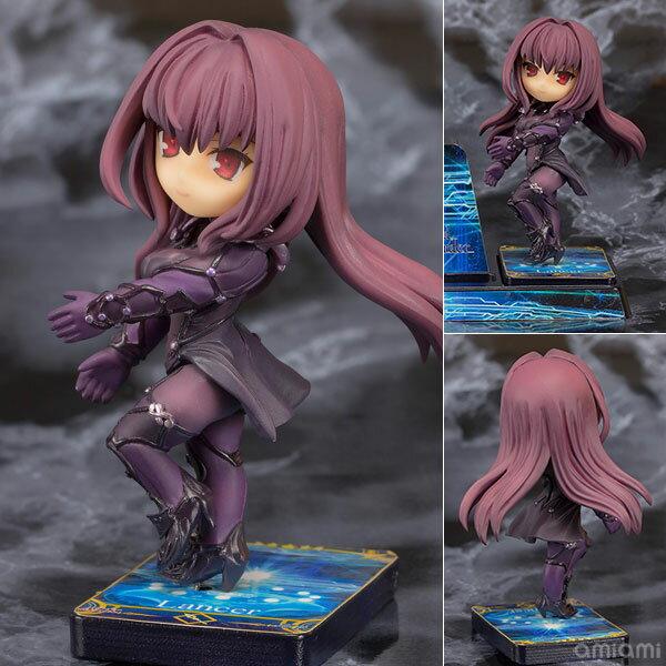 スマホスタンド美少女キャラクターコレクション No.14 Fate/Grand Order ランサー/スカサハ[プルクラ]《12月予約》