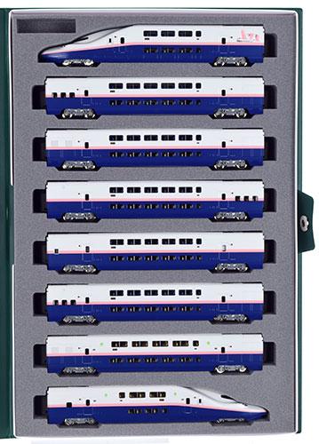 10-1427 E4系新幹線 Maxとき 8両セット[KATO]【送料無料】《発売済・在庫品》