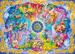 ジグソーパズル ディズニー 美しき神秘の星座たち 2000ピース(D-2000-621)[テンヨー]《発売済・在庫品》