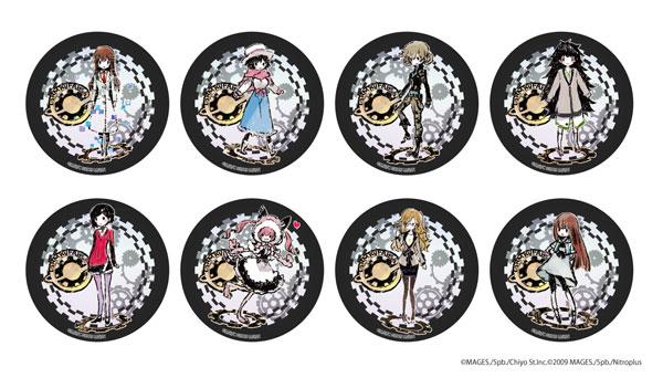 缶バッジ「STEINS;GATE 0」01/グラフアートデザイン 8個入りBOX[A3]《10月予約》