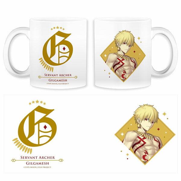 Fate/Grand Order マグカップ アーチャー/ギルガメッシュ[Gift]《発売済・在庫品》