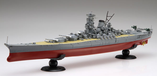 1/700 艦NEXTシリーズSPOT No.3 日本海軍戦艦 大和 パーフェクト プラモデル[フジミ模型]《発売済・在庫品》