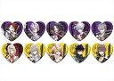 戦刻ナイトブラッド コレクションハート缶バッジ 織田軍、豊臣軍 10個入りBOX[つくり]《11月予約》
