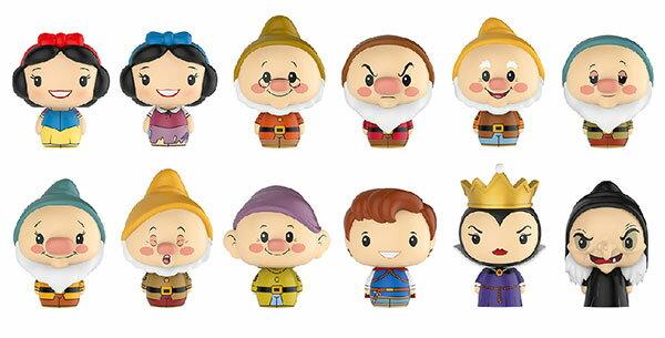 ピントサイズ・ヒーローズ 『白雪姫』シリーズ1 24個入りBOX[ファンコ]《発売済・在庫品》