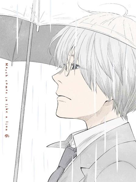 BD 3月のライオン 6 完全生産限定版 (Blu-ray Disc)[アニプレックス]《04月予約》