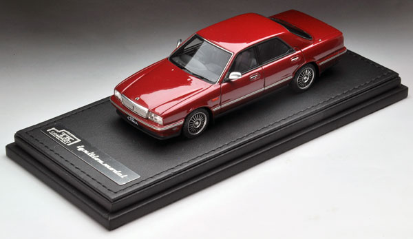 イグニッションモデル×トミーテック T-IG4310 グロリア シーマタイプII-S (赤)[トミーテック]【送料無料】《取り寄せ※暫定》
