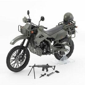 リトルアーモリー〈LM002〉陸上自衛隊偵察オートバイ DX版(再販)[トミーテック]《発売済・在庫品》
