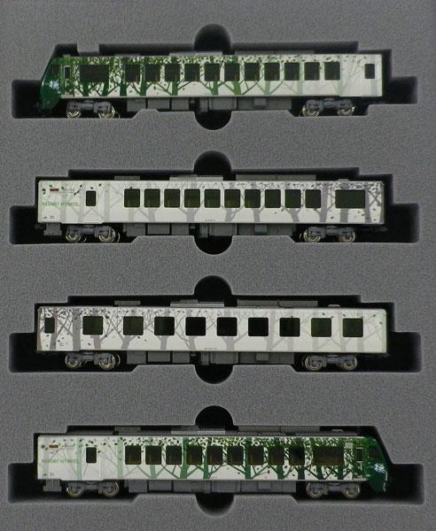 10-1463 HB-E300系 「リゾートしらかみ」(ブナ編成) 4両セット[KATO]【送料無料】《発売済・在庫品》