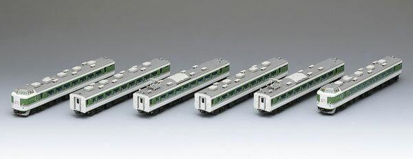 98637 JR 189系電車(N102編成・あさま色)セット(6両)(再販)[TOMIX]【送料無料】《09月予約》