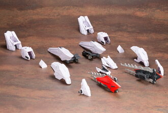 HMM ZOIDS 1/72 Sturm Unit for Berserk Fury Plastic Model(Pre-order)(HMM ゾイド 1/72 バーサークフューラー専用 シュトゥルムユニット プラモデル)