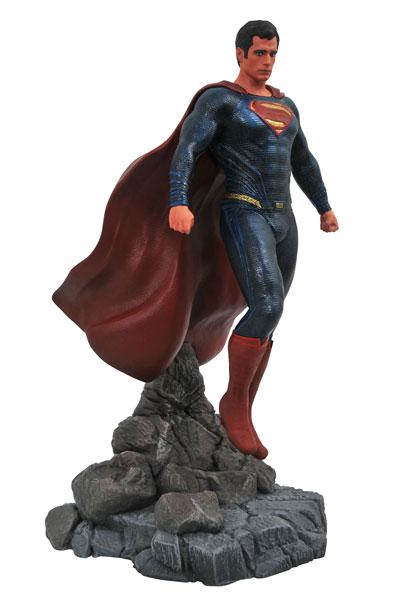『ジャスティス・リーグ』PVCスタチュー DC ギャラリー スーパーマン[ダイアモンドセレクト]《02月仮予約》
