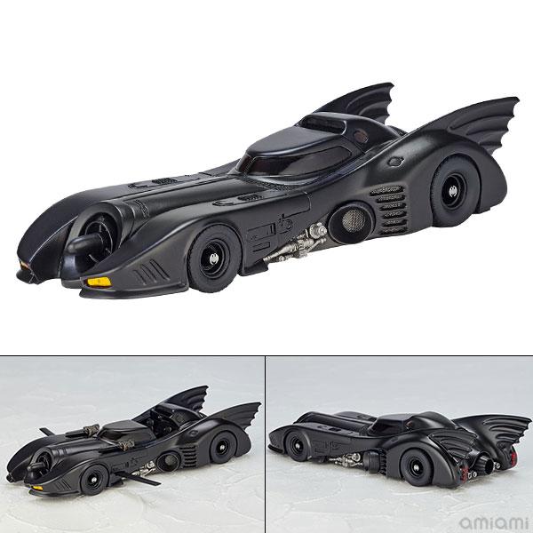 フィギュアコンプレックス MOVIE REVO Series No.009 『バットマン』 バットモービル(1989)[海洋堂]《取り寄せ※暫定》