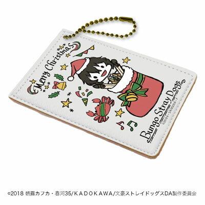 キャラパス「文豪ストレイドッグス DEAD APPLE」02/太宰治(グラフアート クリスマスver.)[A3]《12月予約》