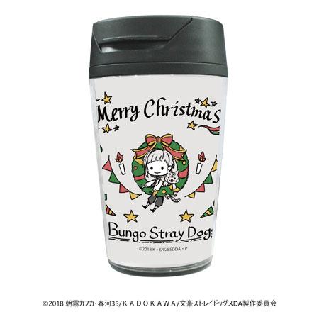タンブラー「文豪ストレイドッグス DEAD APPLE」01/ちりばめ(グラフアート クリスマスver.)[A3]《12月予約》
