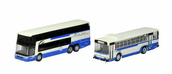 ザ・バスコレクション ジェイアールバス関東発足30周年記念2台セット[トミーテック]《03月予約》