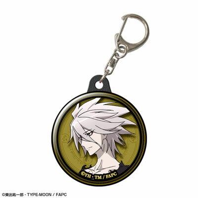 「Fate/Apocrypha」ぷくっとキーホルダー デザイン05(赤のランサー)[ライセンスエージェント]《01月予約》