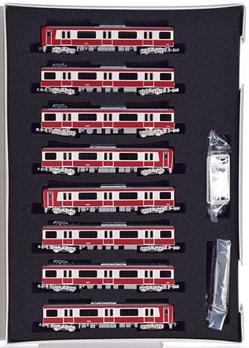 30647 完成品 京急新1000形1800番台(1801+1805編成) 8両編成セット(動力付き)[グリーンマックス]【送料無料】《発売済・在庫品》