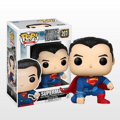 ポップ!『ジャスティス・リーグ』 スーパーマン[ファンコ]《発売済・在庫品》