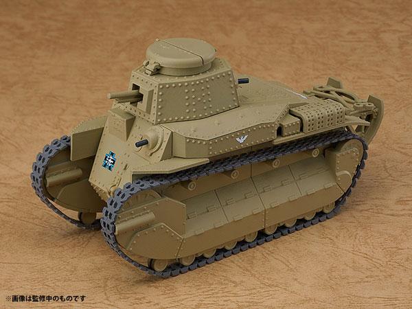 ねんどろいどもあ ガールズ&パンツァー 最終章 八九式中戦車甲型[グッドスマイルカンパニー]《発売済・在庫品》