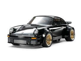 1/10電動RCカー ポルシェ ターボ RSR 934 ブラックエディション (TA02SWシャーシ)[タミヤ]【送料無料】《取り寄せ※暫定》