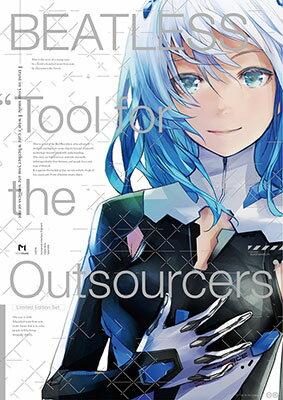 """【特典】CD BEATLESS (ビートレス) """"Tool for the Outsourcers""""(再販)[アンクロン]《発売済・在庫品》"""