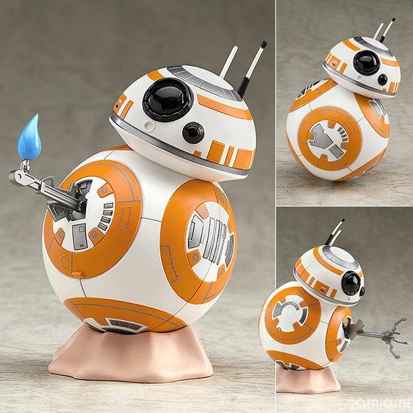 ねんどろいど スター・ウォーズ/最後のジェダイ BB-8[グッドスマイルカンパニー]《発売済・在庫品》