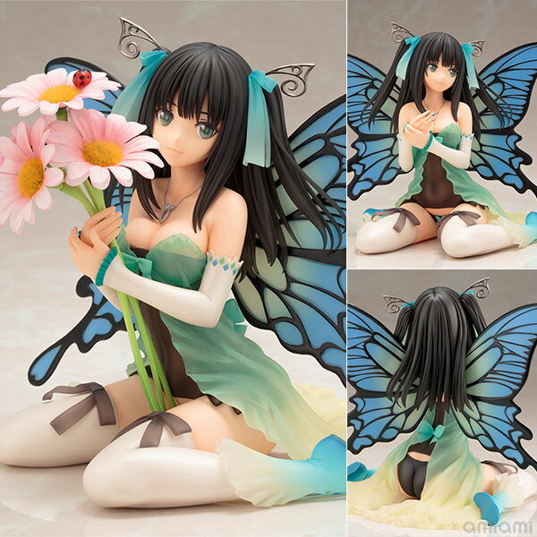 4-Leaves Tony'sヒロインコレクション 雛菊の妖精 デイジー 1/6 完成品フィギュア[コトブキヤ]《発売済・在庫品》