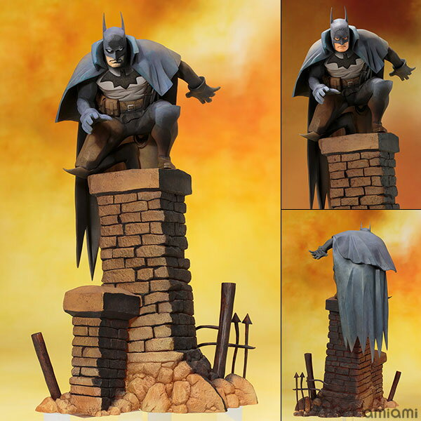 ARTFX+ DC UNIVERSE バットマン ゴッサム バイ ガスライト アーティストフィニッシュ 1/10 完成品フィギュア[コトブキヤ]【送料無料】《発売済・在庫品》