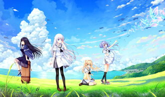 PC Software Summer Pockets(Released)(PCソフト Summer Pockets)
