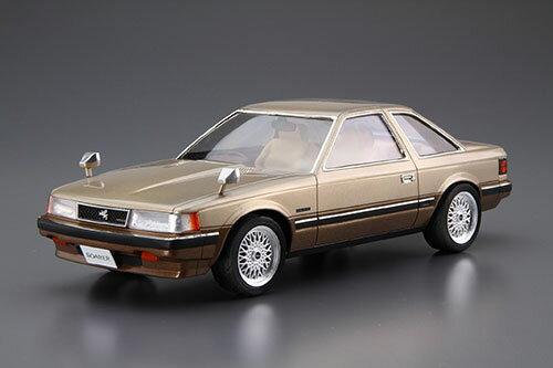 ザ・モデルカー No.67 1/24 トヨタ MZ11 ソアラ2800GT-EXTRA '81 プラモデル(再販)[アオシマ]《取り寄せ※暫定》