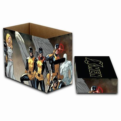 コミックブック ストレージボックス/ マーベルコミック X-MEN アポカリプス チーム ver[ネカ]《07月仮予約》
