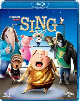 BD SING/シング (Blu-ray Disc)[NBC]《03月予約※暫定》