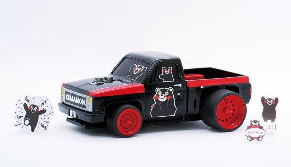 くまモンのシリーズ No.5 ピックアップトラック くまモンバージョン プラモデル[フジミ模型]《発売済・在庫品》