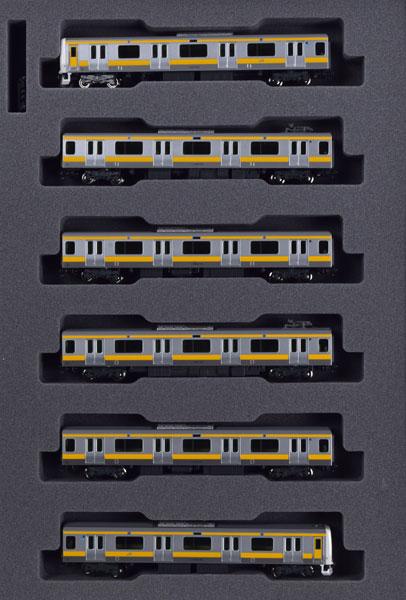 10-1461 E231系500番台 中央・総武緩行線 6両基本セット[KATO]【送料無料】《発売済・在庫品》