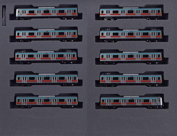 10-1457 東急電鉄5000系 田園都市線 10両セット 〈特別企画品〉[KATO]【送料無料】《発売済・在庫品》