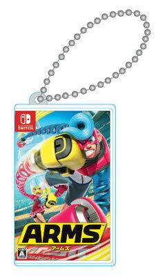 Nintendo Switch専用カードポケットmini ARMS[マックスゲームズ]《04月予約》