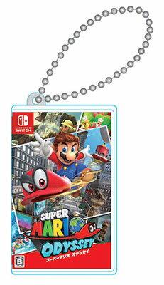 Nintendo Switch専用カードポケットmini スーパーマリオオデッセイ[マックスゲームズ]《04月予約》