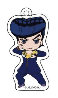 "TV Anime ""JoJo's Bizarre Adventure"" - Acrylic Keychain: Part.IV (1) Josuke Higashikata(Released)(TVアニメ『ジョジョの奇妙な冒険』 アクリルキーホルダー 第4部 (1) 東方仗助)"